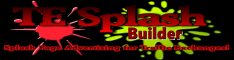 Now With Splash Builder! Click here for more info!